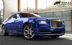 Rolls Royce Wraith available in Forza Motorsport