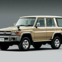 Toyota Land Cruiser 70, re-launched in Japan
