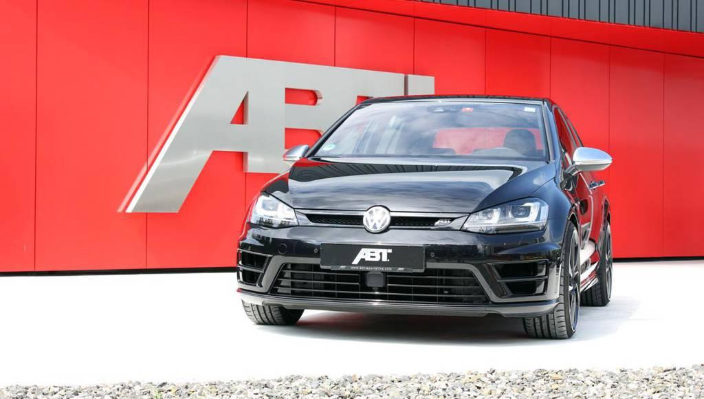 Volkswagen Golf R modified by ABT Sportsline