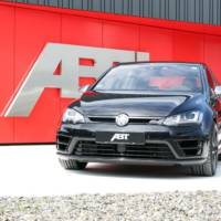 Volkswagen Golf R modified by ABT Sportsline