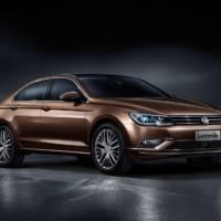 Volkswagen Lamando introduced in China