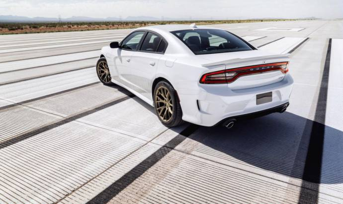2015 Dodge Charger SRT Hellcat - Official pictures and specs