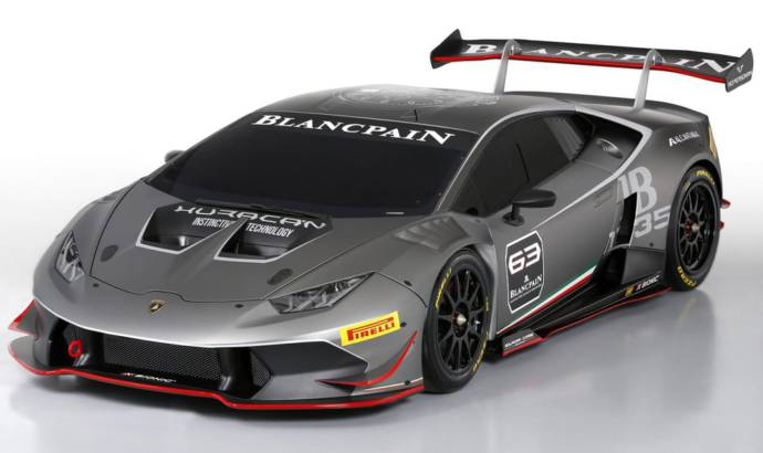 2015 Lamborghini Huracan LP 620-2 Super Trofeo - Official pictures and details