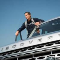 Bear Grylls named ambassador for Land Rover