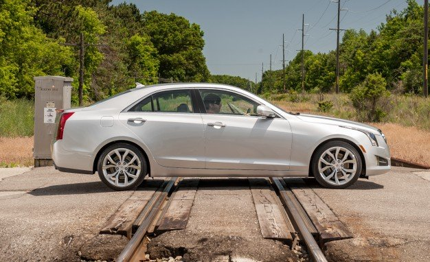 Cadillac is working on a sub-ATS luxury compact sedan