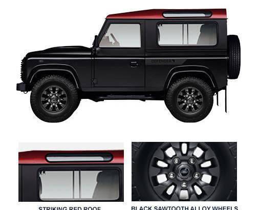 Land Rover Defender Africa launched