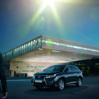 Lexus RX450h Advance available in the UK