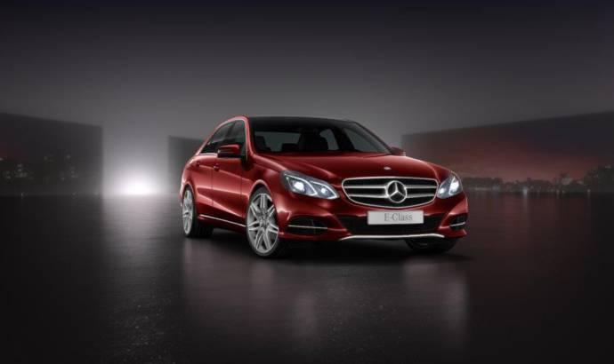 Mercedes E-Class Special Edition for Australia