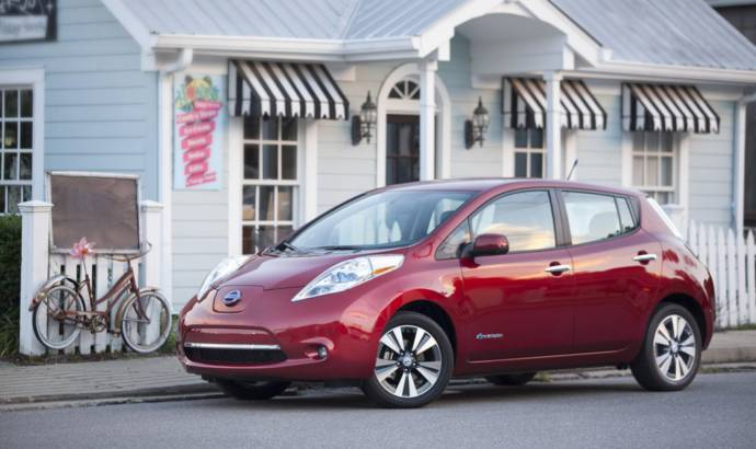 New details about the upcoming Nissan Leaf