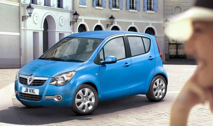 Vauxhall Viva will replace Opel Agila in UK