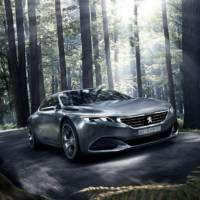 2014 Peugeot Exalt Concept to debut in Paris