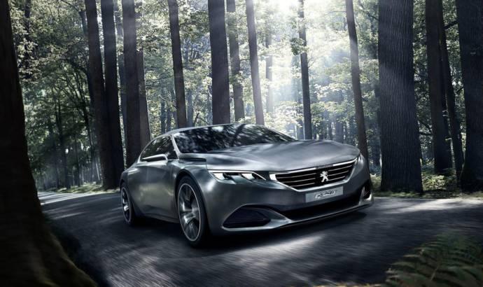 2014 Peugeot Exalt Concept to debut in Paris