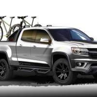 2015 Chevrolet Colorado Sport Concept unveiled ahead of SEMA