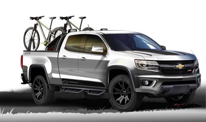 2015 Chevrolet Colorado Sport Concept unveiled ahead of SEMA