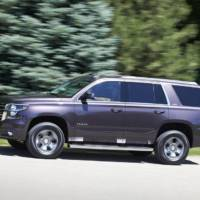 2015 Chevrolet Tahoe and Suburban models to receive Z71 package