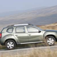 2015 Dacia Duster announced in the UK
