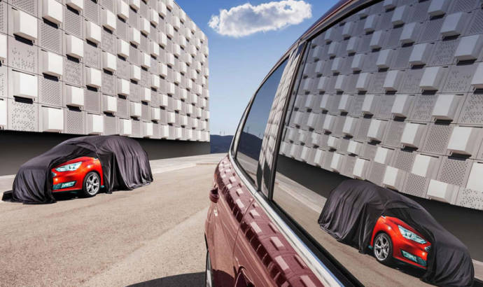 2015 Ford C-Max teaser unveiled