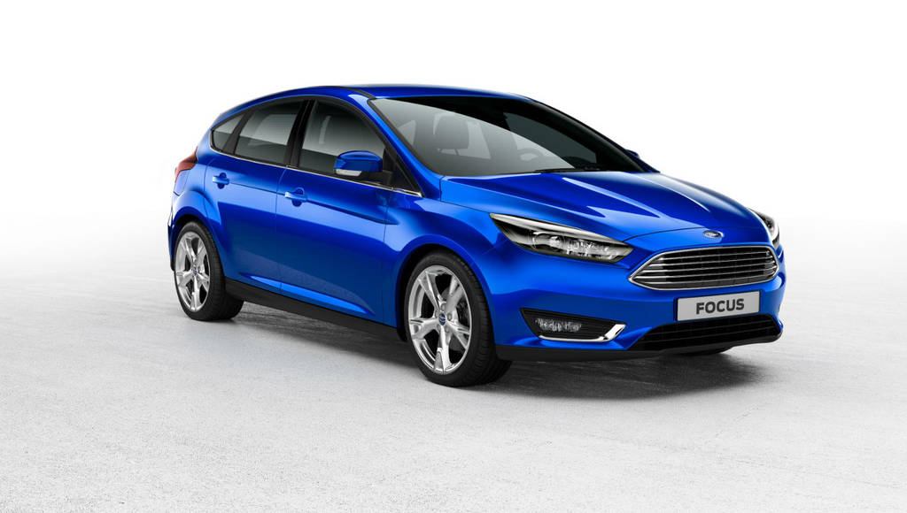 2015 Ford Focus facelift first driving review