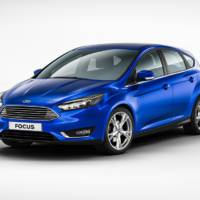 2015 Ford Focus launched in the UK