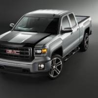 2015 GMC Sierra Carbon Edition introduced
