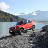 2015 Jeep Renegade European version detailed