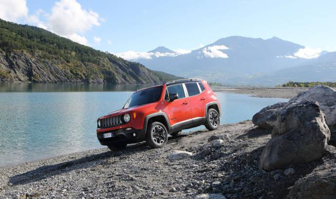2015 Jeep Renegade European version detailed