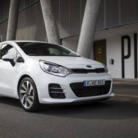 2015 Kia Rio facelift to be introduced in Paris