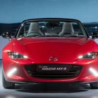 2015 Mazda MX-5 specs revealed