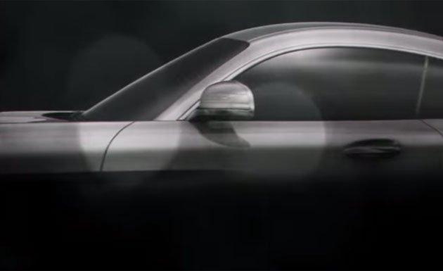 2015 Mercedes AMG GT design video unveiled