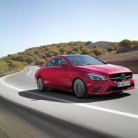 2015 Mercedes CLA gets upgraded