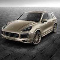 2015 Porsche Cayenne S customized by Porsche Exclusive