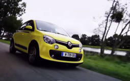 2015 Renault Twingo UK first drive