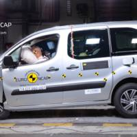 2015 Renault Twingo and Mercedes GLA EuroNCAP ratings