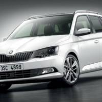 2015 Skoda Fabia Combi first photos released