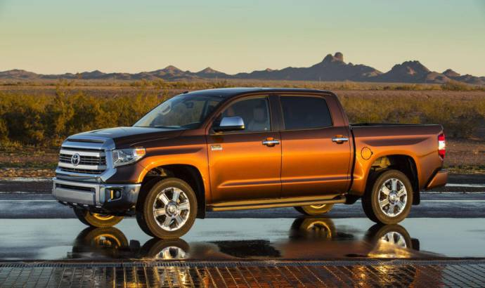 2015 Toyota Tundra engine announced