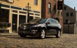 2015 Chevrolet Traverse Review
