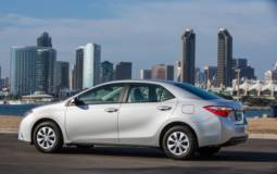 2015 Toyota Corolla Review