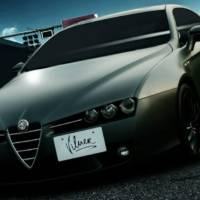 Alfa Romeo Brera modified by Vilner