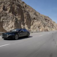 Aston Martin Lagonda - New official pictures