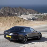 Aston Martin Lagonda - New official pictures