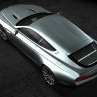 Aston Martin Virage Shooting Brake Zagato - Official pictures and details