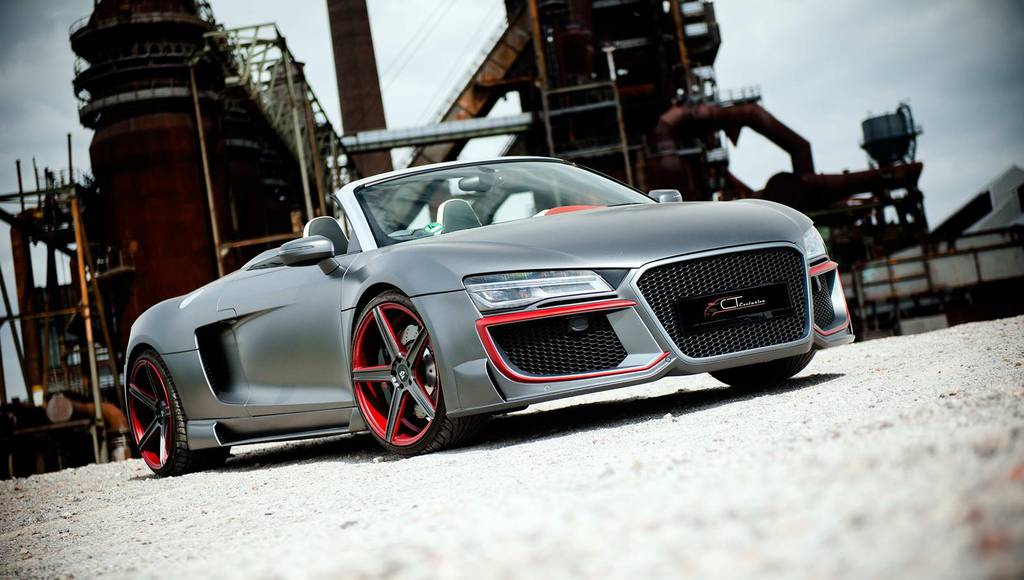 Audi R8 tuning kit by CT Exclusive