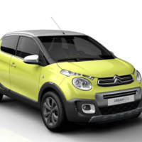 Citroen C1 Urban Ride Concept to be introduced in Paris