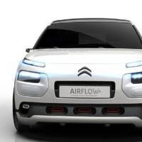 Citroen C4 Cactus Airflow 2L Concept unveiled