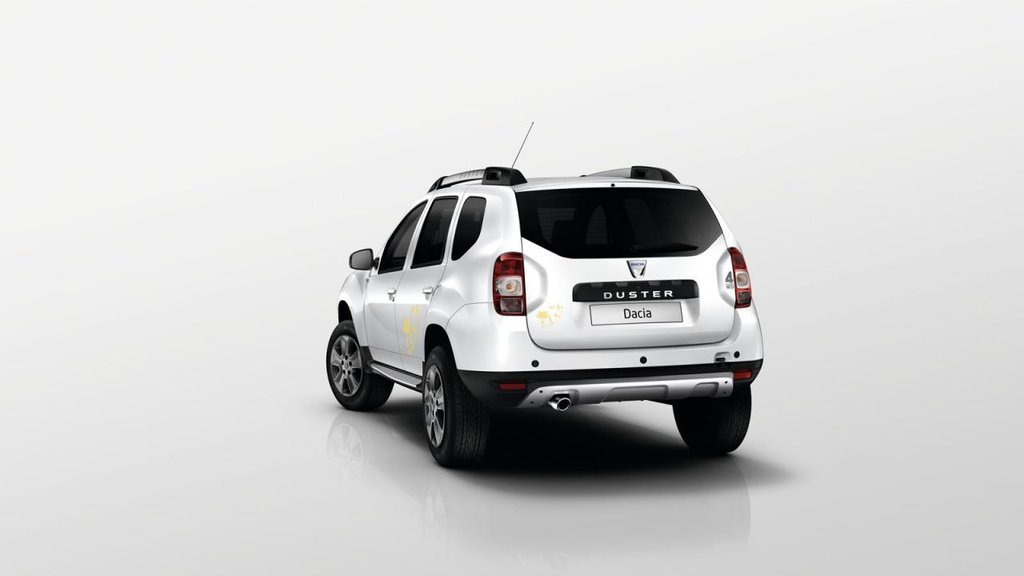 Dacia Duster Air and Sandero Black Touch - Official pictures and details
