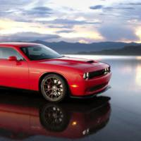 Dodge Challenger SRT Hellcat rated at 22 mpg HWY