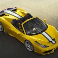 Ferrari 458 Italia Speciale Spider Apperta introduced