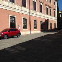 Fiat 500X first teaser image