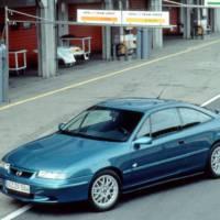 Happy 25th birthday Opel Calibra