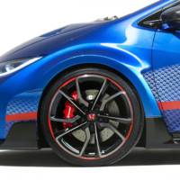 Honda Civic Type R Concept II officially unveiled